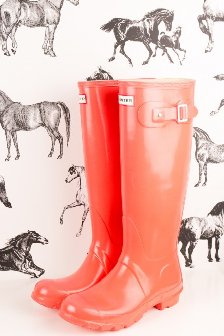 Rubberboots from Hunter
