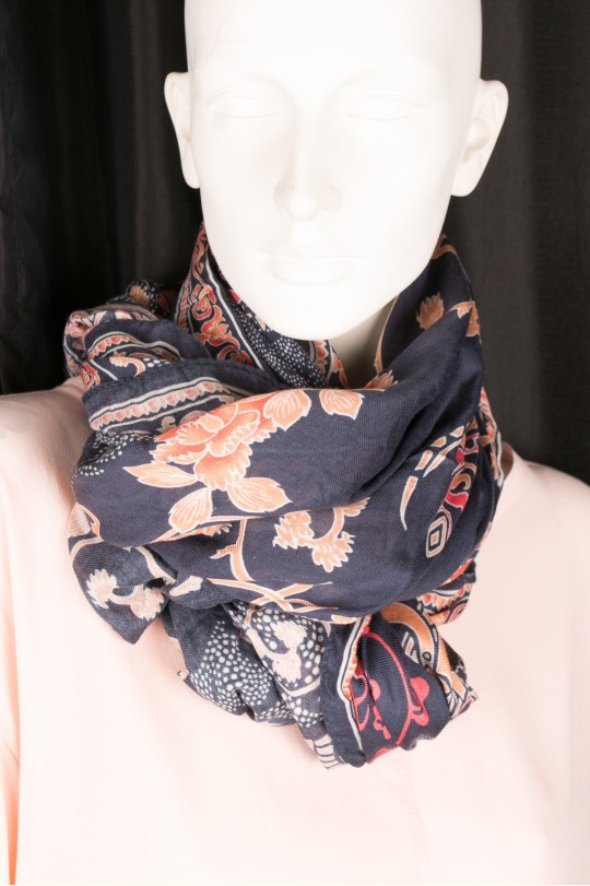 Scarf from Versace
