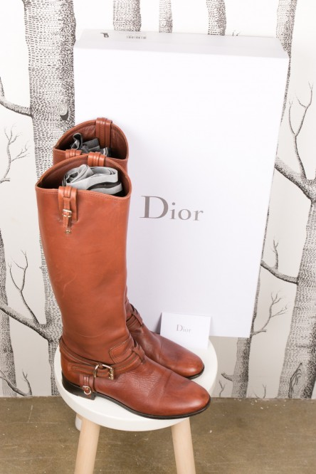 Boots from Dior