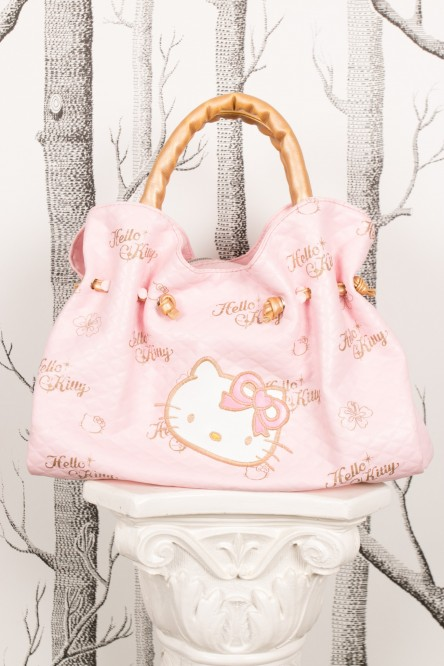 Bag with Hello Kitty