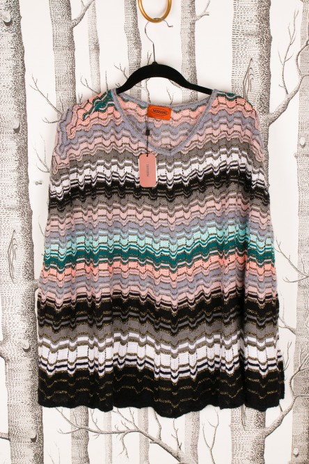 Poncho from Missoni