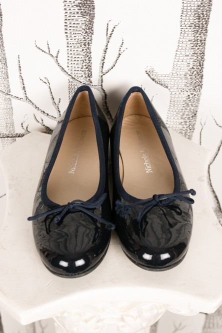 Ballerina shoes from Nichols & Browne