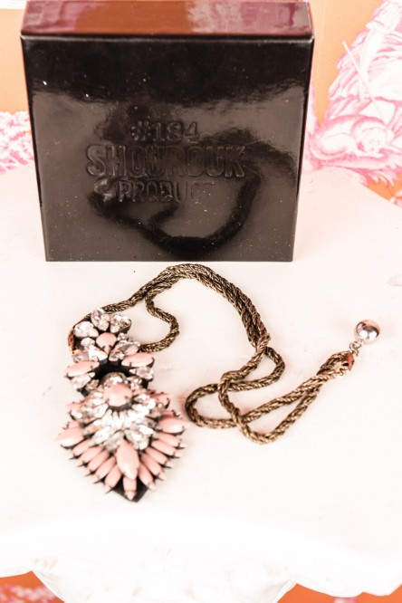 Necklace from Shourouk