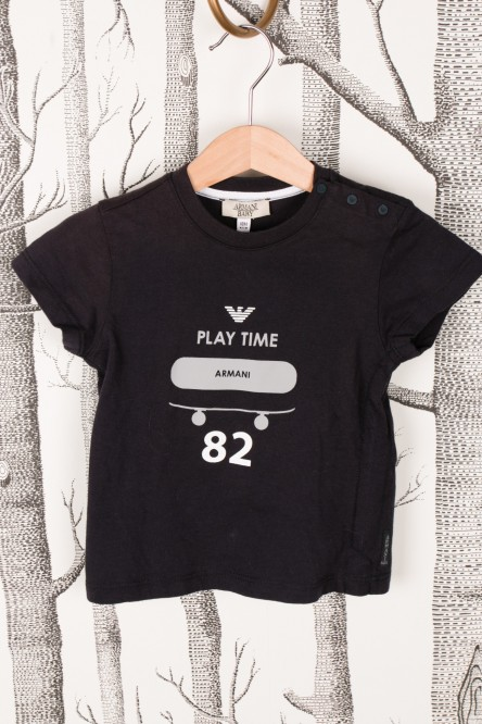 T-shirt from Armani