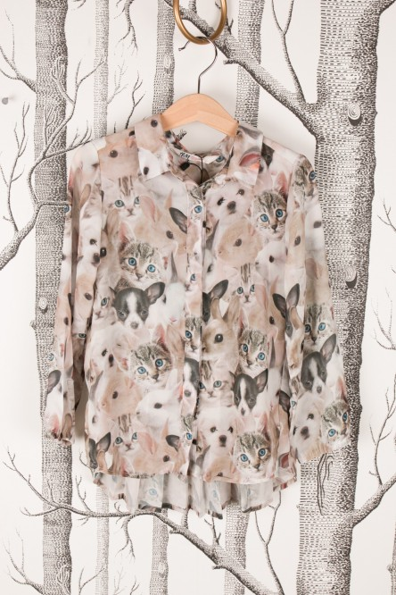 Blouse from Hennes & Mauritz