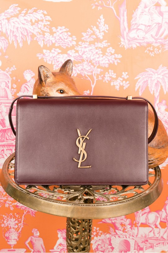 Bag from YSL Dylan Monogram