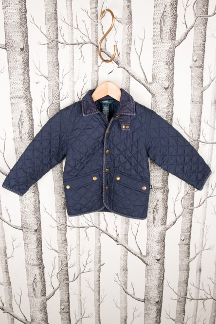 Quilted jacket from Ralph Lauren