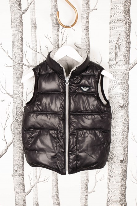 Reversible vest from Armani